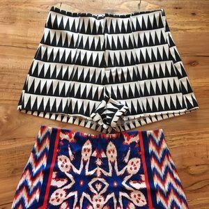 Vestique high-waist Retro Shorts